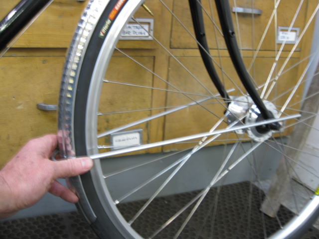 Touring Bicycle Fenders An Overview
