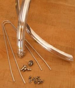 photo of honjo alloy fenders