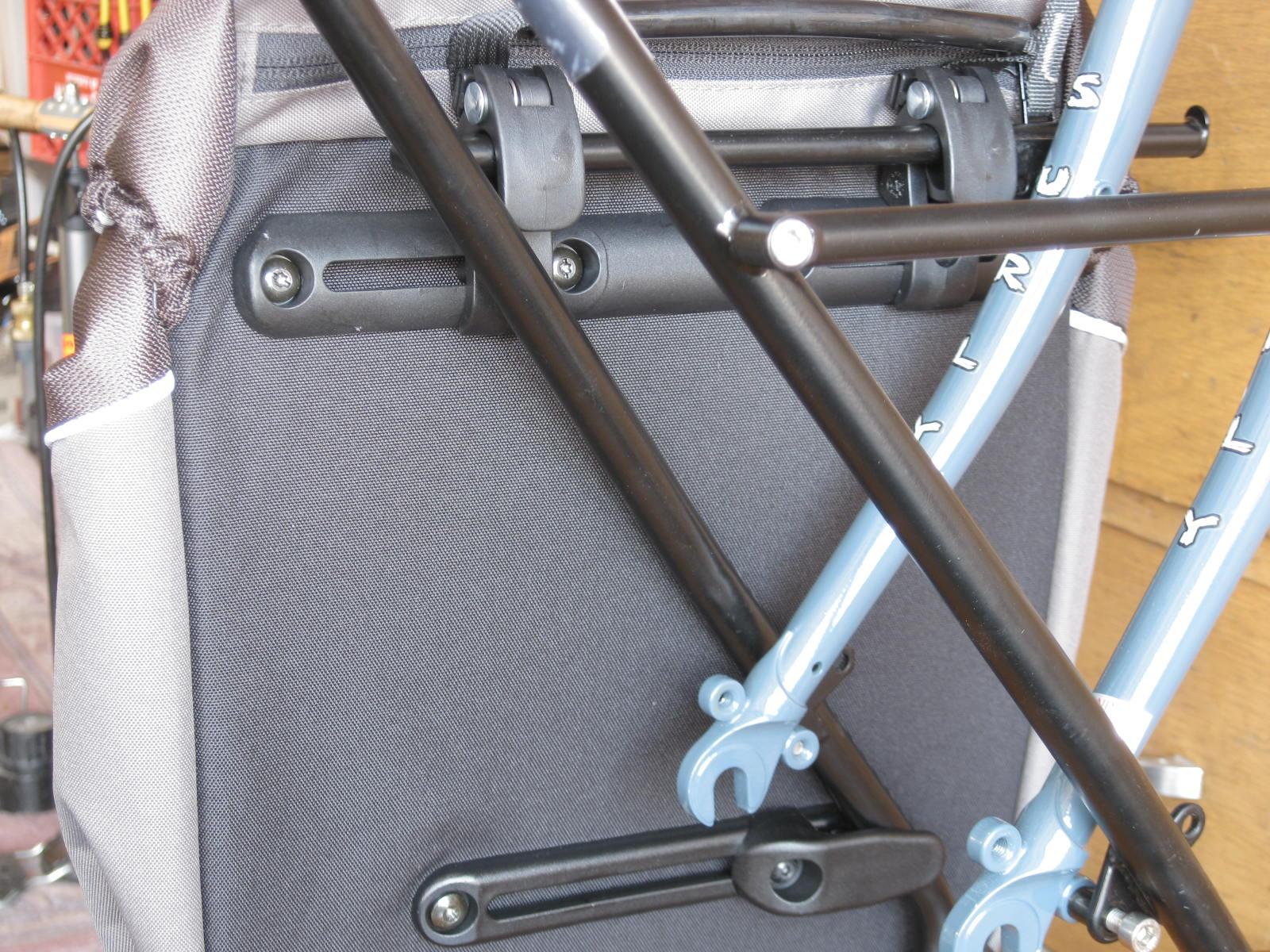 tubus ergo front rack