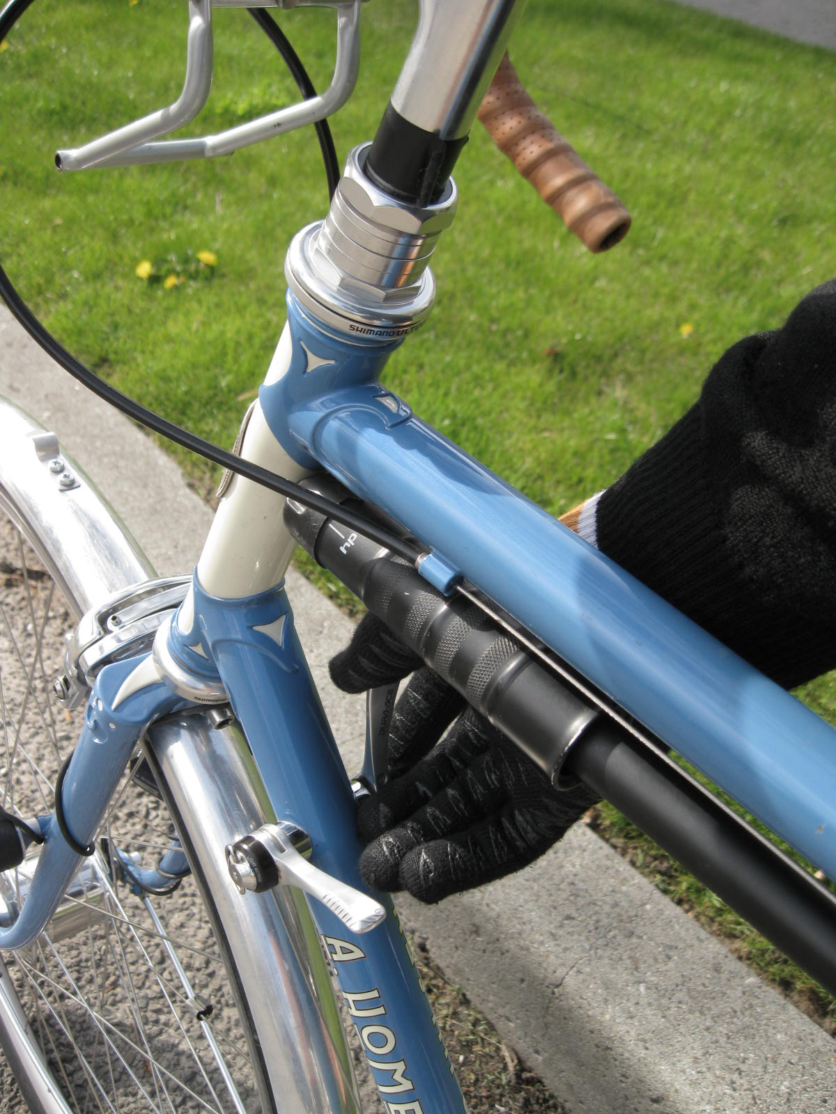 What I Like About Down-Tube Shifters