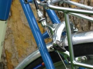 photo of sidepull brake caliper