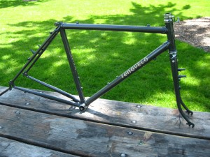 photo of Riv renovelo frame