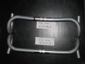 Nitto Dirt Drop and Nitto Noodle