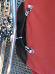 bottom hook and elastic cord