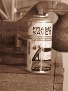 can of frame saver