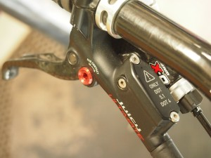 hydraulic disc brake lever
