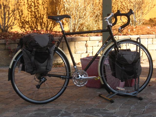 自転車の 自転車 旅行 2ch まとめ : Surly Long-Haul Trucker