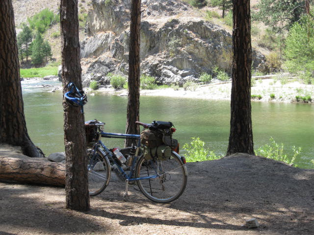 Overnight Bike Touring Idaho|Bike Touring News|