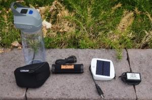 Charging Electronics on Bike Tours