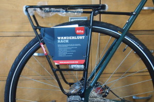 Salsa Wanderlust Rear Bicycle Rack