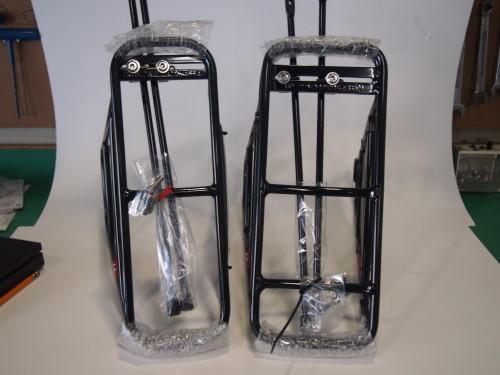 two racks
