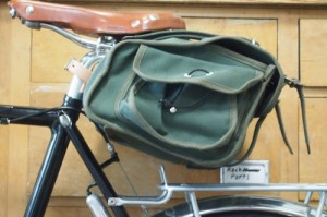 Ostrich S-2 Saddlebag