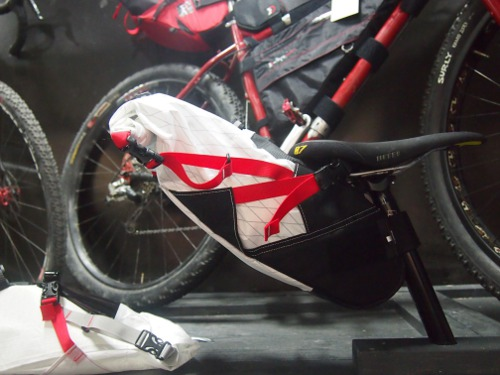 Pika seat bag