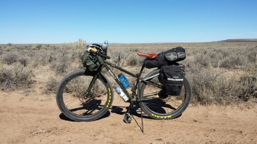 "SUrly ECR ""Extremely Cool Ride"" now with Maxxis 29+"