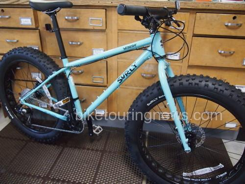completr Surly Wednesday fatbike