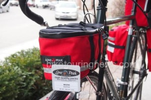Lone Peak Micro – Front Rack Top Bag