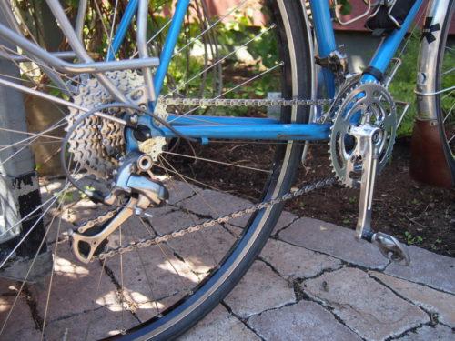 bicycle drivetrain