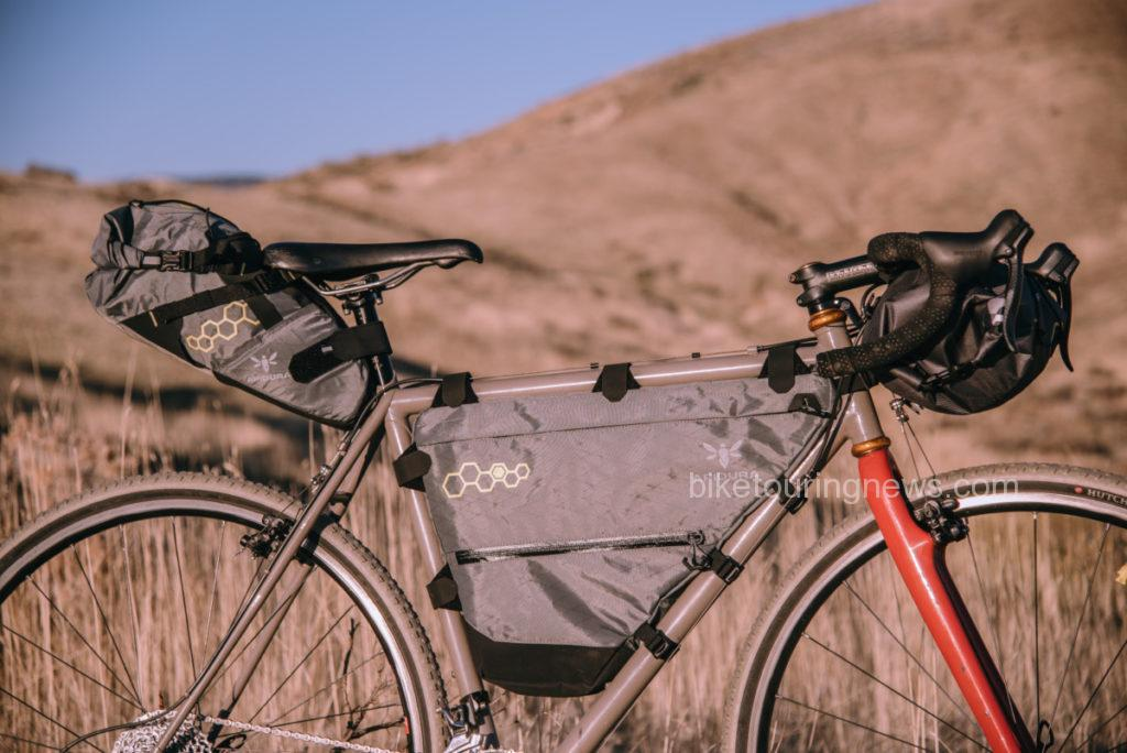 Apidura Bikepacking Kit
