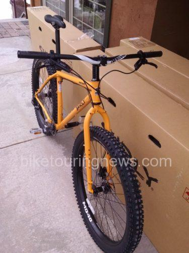 surly karate monkey bicycle