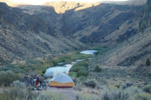 The Best Shelter for Bikepacking:  Three Opinions