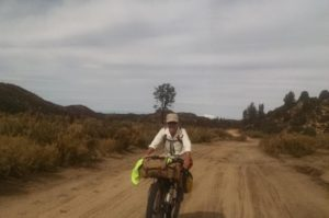 News from the Bike Hermit and Sky King in Mexico!