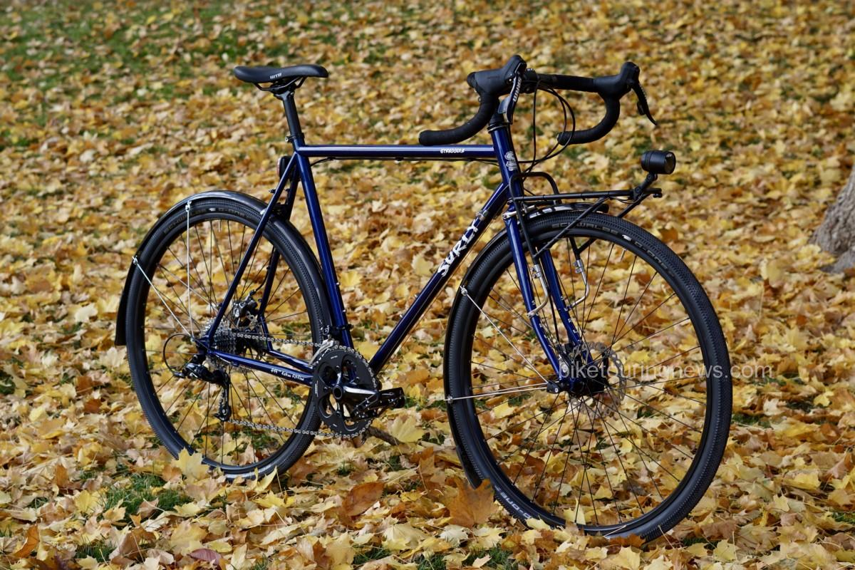 Photo Gallery Micah S Tricked Out Surly Straggler